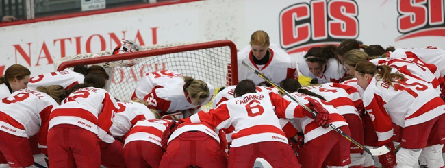 The McGill Martlets are vying for the CIS national title this weekend in Calgary.