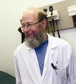 Dr. Allan Sniderman (study's co-author), cardiologist, MUHC