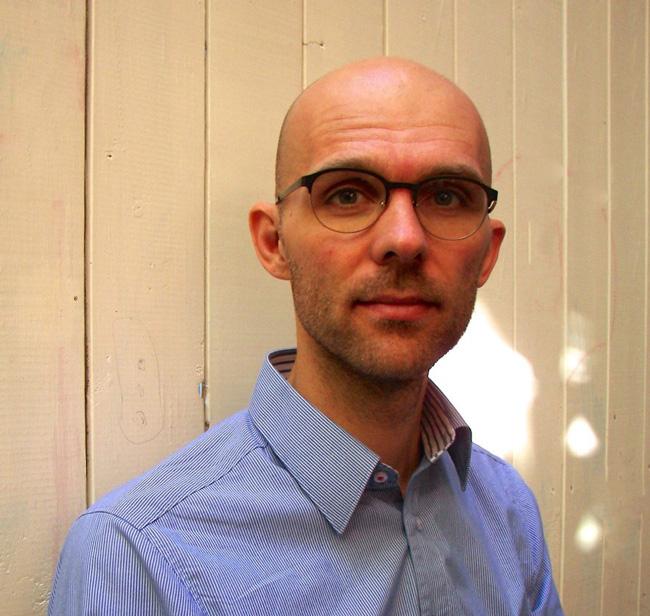 Tobias Rees, Associate Professor of the Social Studies of Medicine in McGill's Faculty of Medicine