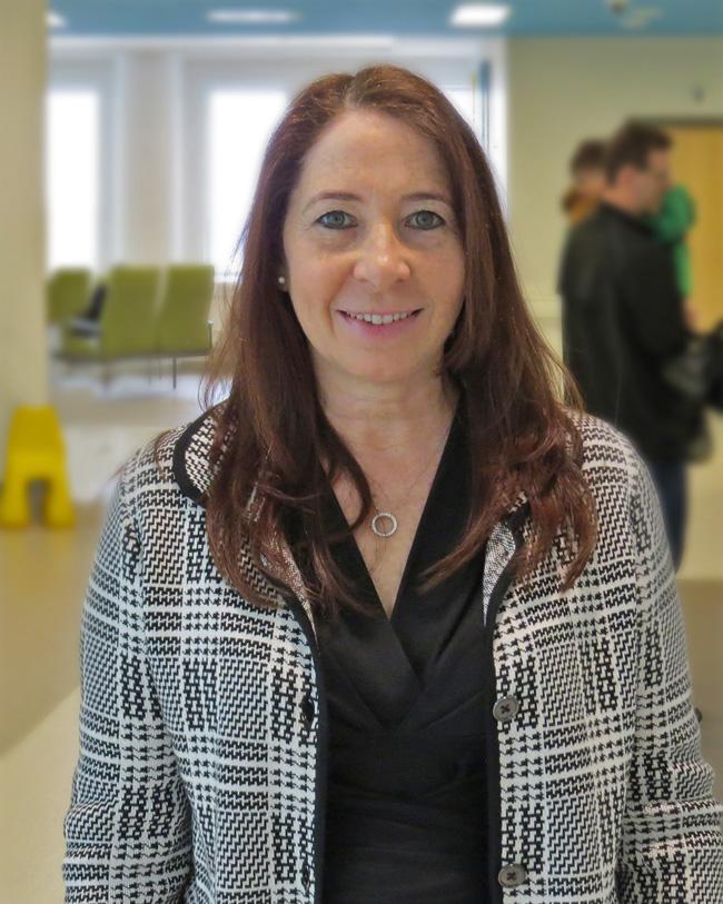 CHILD-BRIGHT Principal Investigator Dr. Annette Majnemer