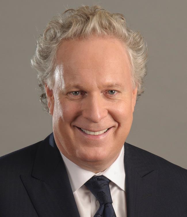 Former Quebec Premier Jean Charest.