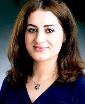 Arezu Jahani‑Asl, auteure principale de l'étude, professeure adjointe de médecine à l'Université McGill et neuroscientifique à l'Institut Lady Davis de recherches médicales.