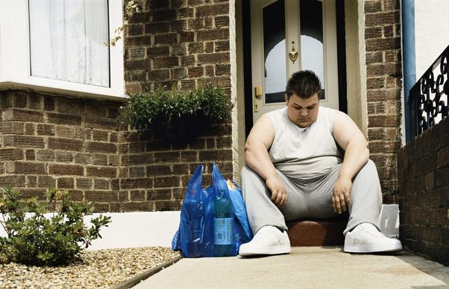 depression-overweight