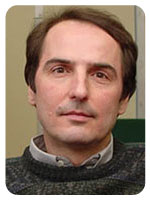 Professor Peter Bartello (Atmospheric & Oceanic Sciences and Mathematics & Statistics, Faculty of Science)