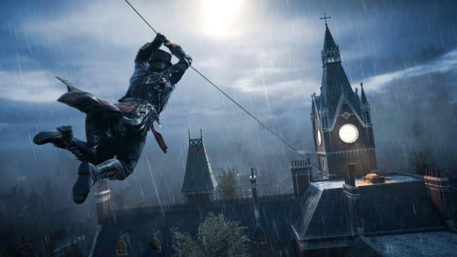 Certains des effets visuels du très populaire jeu vidéo Assassin's Creed sont l'œuvre de Digital Dimension