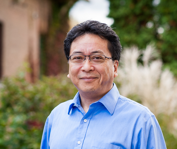 Luis Agellon is a professor at McGill's School of Dietetics and Human Nutrition