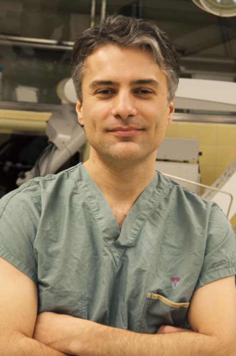 Kevin Petrecca of the Montreal Neurological Institute and Hospital