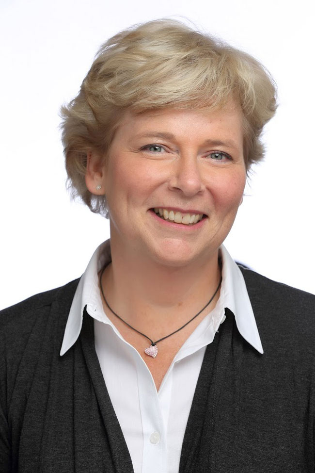 Nancy Ross began her three-year mandate as AVP-R&I on Sept. 1