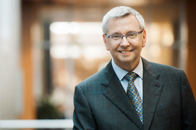 Former McGill Dean of Law Stephen Toope (BCL'83, LLB'83) will become the next vice-chancellor of the University of Cambridge in October 2017.