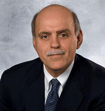 Dr. Peter Metrakos director of the Multi-Organ Transplant Program and of Hepatopancreatobiliary Surgery.