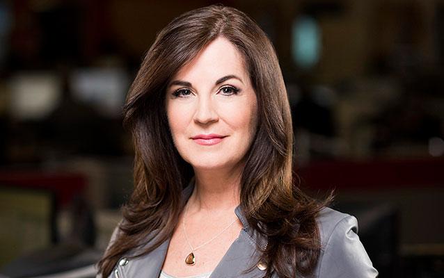 Erica Johnson is host of CBC's Go Public