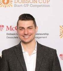 Martin Stuart, PairUp founder