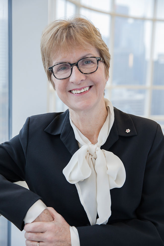 Dr. Janet Rossant is a world-renowned expert in developmental biology and one of Canada's leading stem cell researchers