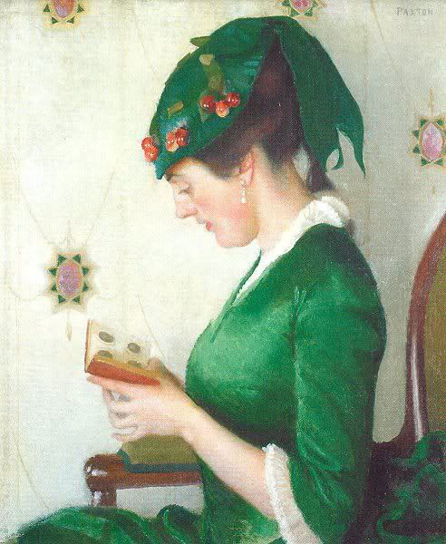 William McGregor Paxton, The album (1920)