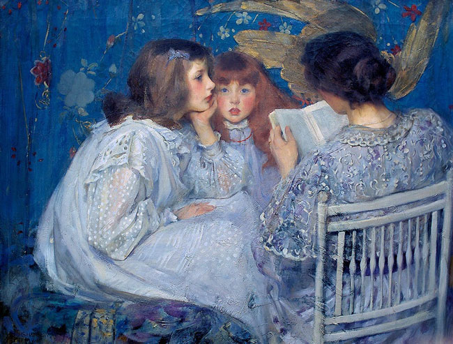 Sir James Jebusa Shannon, Jungle Tales (1895)
