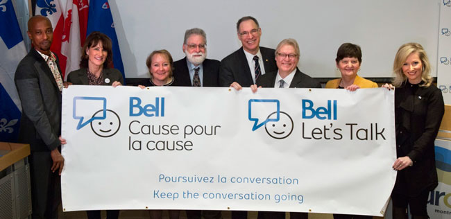 Bell Let's Talk support for The Neuro will enhance mental health access for multicultural communities.