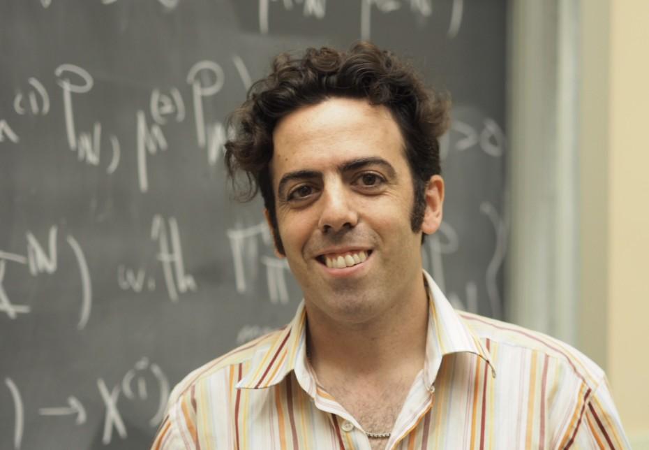 Louigi Addario-Berry named Fellow of the Institute of Mathematical Statistics