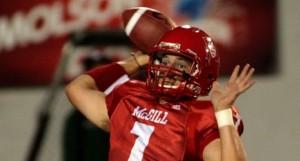 / Photo: Andrew Dobrowolskyj courtesy McGill Athletics & Recreation