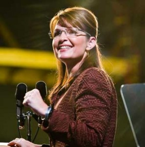 There has been much written and said about Sarah Palin's eyeglasses, hair, wardrobe and physical appearance.