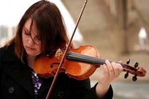 Carissa Klopoushak won first prizein the Eckhardt-Gramatté National Music Competition on May 3 in Brandon, Manitoba. / Photo: Yakym Oneshuk