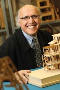 In 1999, Avi Friedman received the United Nations World Habitat Award for his Grow Home design. / Photo: Owen Egan