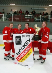 The Martlets begin their national title defence as the take on York this Saturday. / Photo courtesy McGill Athletics.