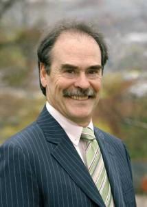 New Secretary-General Stephen Strople
