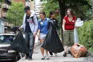 Trash Bash 2008. / Photo Owen Egan